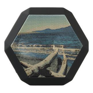 Pazifischer Strand Schwarze Bluetooth Lautsprecher