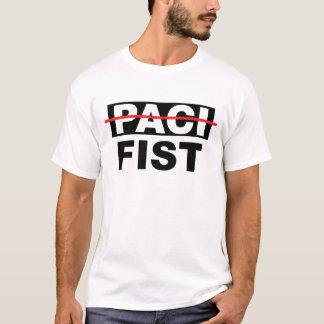 Pazifist mit der Faust T-Shirt