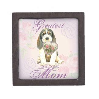 PBGV Herz-Mamma Kiste