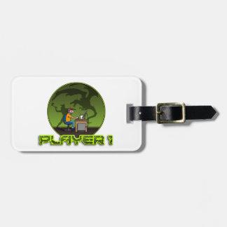 PC Gamer LAN-PARTY Gepäckanhänger