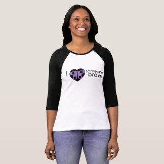 PCDH19 Alliance Damen-Baseball-T-Stück T-Shirt