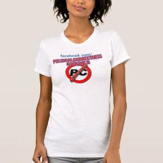 PCGW das Shirt der politische
