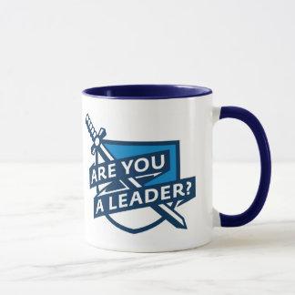 PDT - Führer-Kontur-Blau Tasse