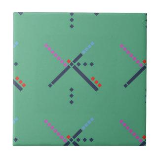 PDX Flughafen-Teppich Keramikfliese