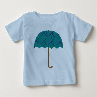 PDX Flughafen-Teppich-Regenschirm Baby T-shirt