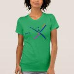 PDX Portland Flughafen-Teppich Hemden
