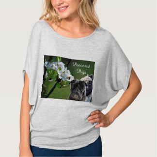 Peace and Pugs Hemden