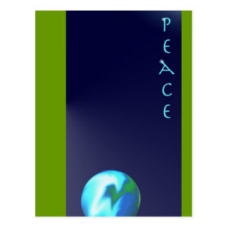 Frieden Postkarten