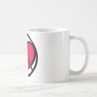 PeaceLove Kaffeetasse