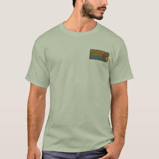 PeaceLoveandAfrica offizielles Taschen-Logo-Shirt T-Shirt