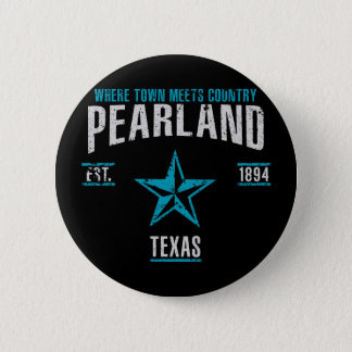 Pearland Runder Button 5,1 Cm