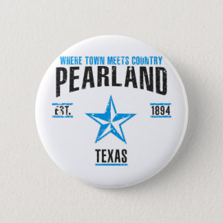 Pearland Runder Button 5,7 Cm