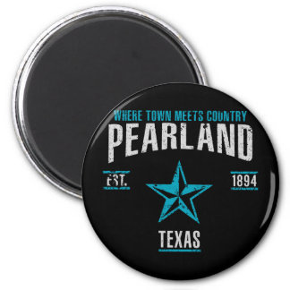 Pearland Runder Magnet 5,1 Cm