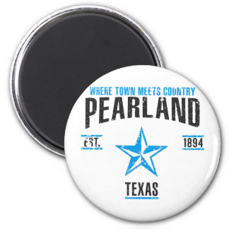 Pearland Runder Magnet 5,7 Cm