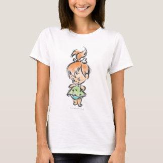 PEBBLES™ - Hand erfolgt T-Shirt