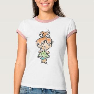 PEBBLES™ - Hand gezeichnete Skizze T-Shirt