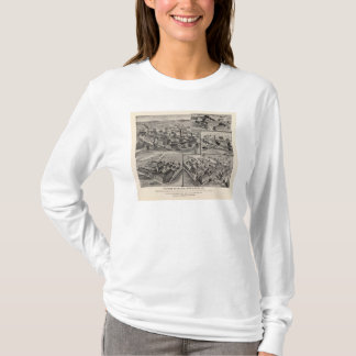 Peck-, Laderaum- u. Wilcoxfabriken T-Shirt