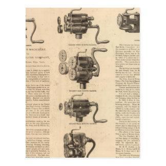 Peck, Laderaum und Wilcox Company Postkarte