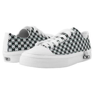Pedia/kundenspezifische Zipz niedrige Niedrig-geschnittene Sneaker