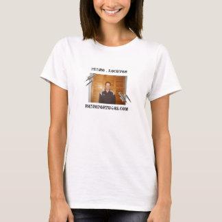Pedro, Sprecher radioportugas.com T-Shirt