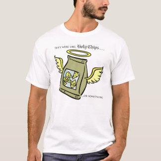 Pedros heiliger Chip-T - Shirt