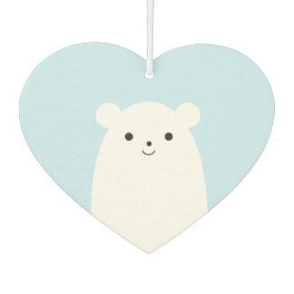 Peekaboo-Eisbär-Auto-Lufterfrischer Lufterfrischer