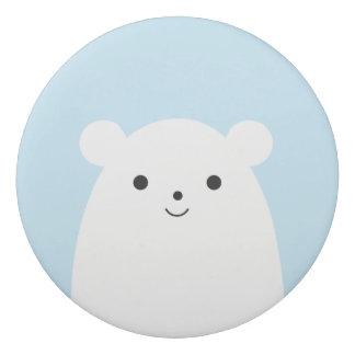 Peekaboo-Eisbär-Radiergummi Radiergummi 1
