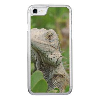 Peekaboo-Leguan Carved iPhone 8/7 Hülle