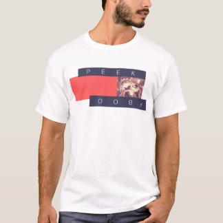"""Peekaboo"" T - Shirt (großes ver)"