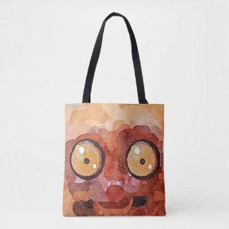 Peekaboolemur-Malerei-Taschen-Tasche Tasche