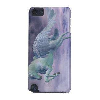 Pegasus, der durch Sturm-Wolken galoppiert iPod Touch 5G Hülle
