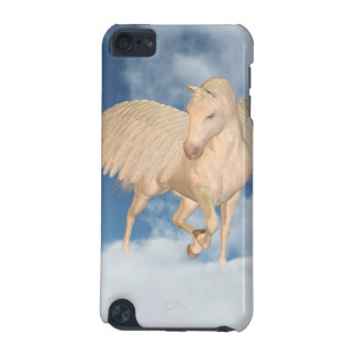 Pegasus, der unten durch Wolken schaut iPod Touch 5G Hülle