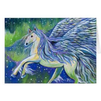 Pegasus im Nordlicht Karte