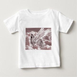 Pegasus in sky.jpg baby t-shirt
