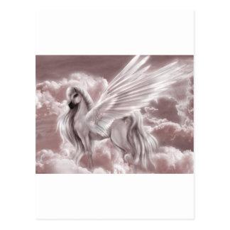 Pegasus in sky.jpg postkarte