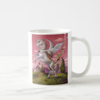 Pegasus Kaffeetasse