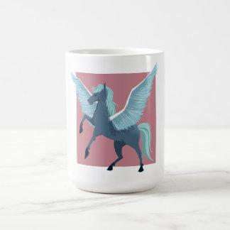 Pegasus-Keramik-Kaffee-Tasse Kaffeetasse