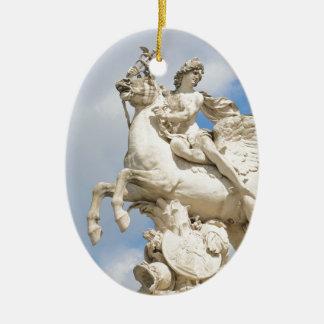 Pegasus Keramik Ornament