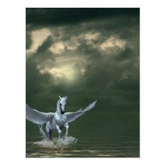 Pegasus Postkarte