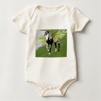 Pegasus-Träume Baby Strampler