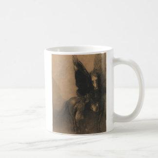 Pegasus und Bellerophon Kaffeetasse