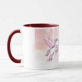Pegasus Winged Pferd Tasse