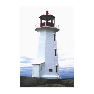 Peggy Gewohnheits-Leinwand Bucht-Neuschottlands Leinwanddruck