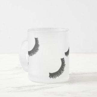 Peitschen-Tasse Mattglastasse