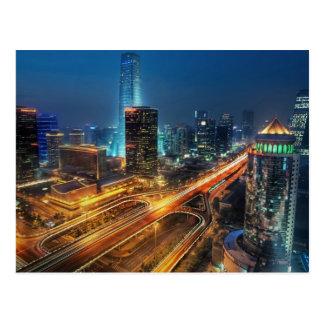 Peking 北京市 POSTKARTE