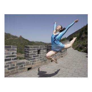 Peking, China, 2007 Postkarte