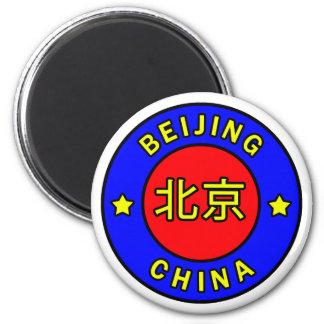 Peking-China Runder Magnet 5,7 Cm