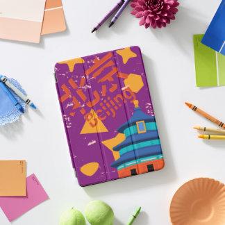 Peking-Postkarte iPad Pro Cover