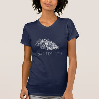 Pekingese eifriger Esser T-Shirt