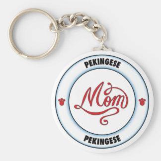 PEKINGESE Mamma Schlüsselanhänger